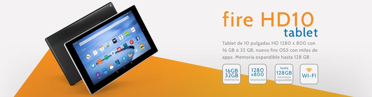 Kindle Fire HD10